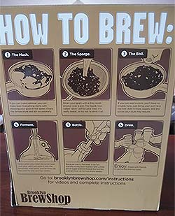 brooklyn kit how to brew