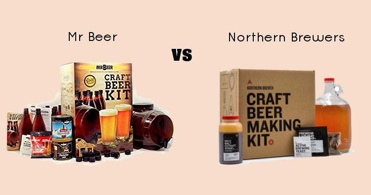 mr beer vs northern brewers