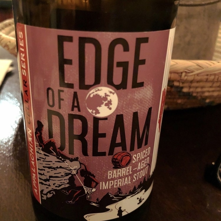 edge of a dream