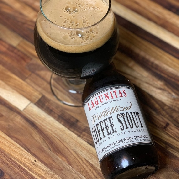 Willettized coffee stout