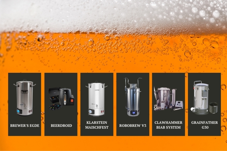 all-in-one brewing systems comparison