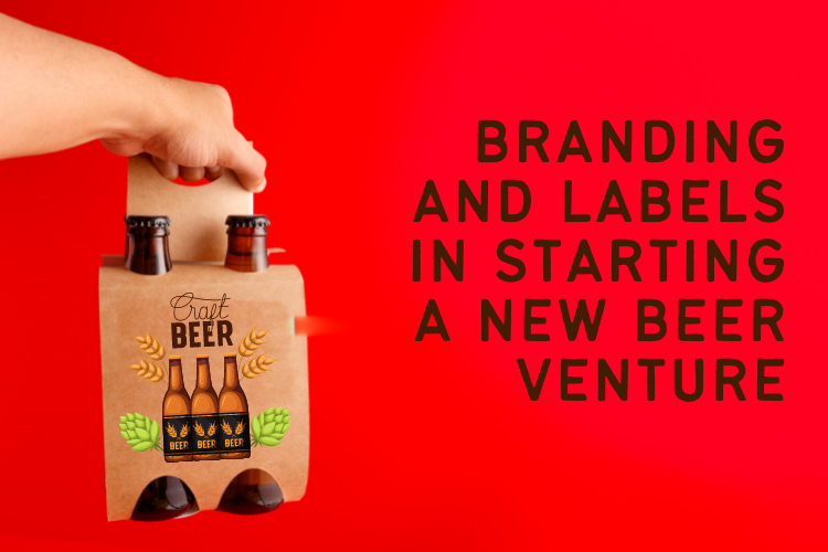 branding and labeling beer