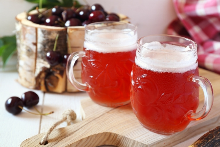 homebrewing with fruits