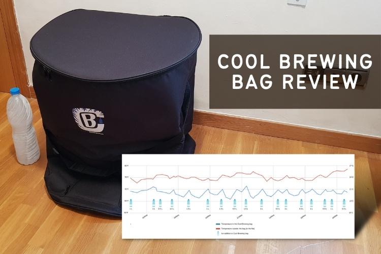 Cool Brewing Fermentation Cooler Bag