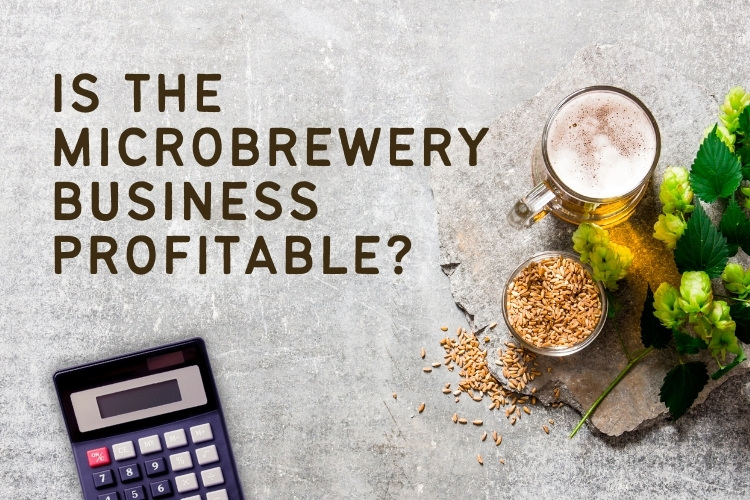 microbrewery business