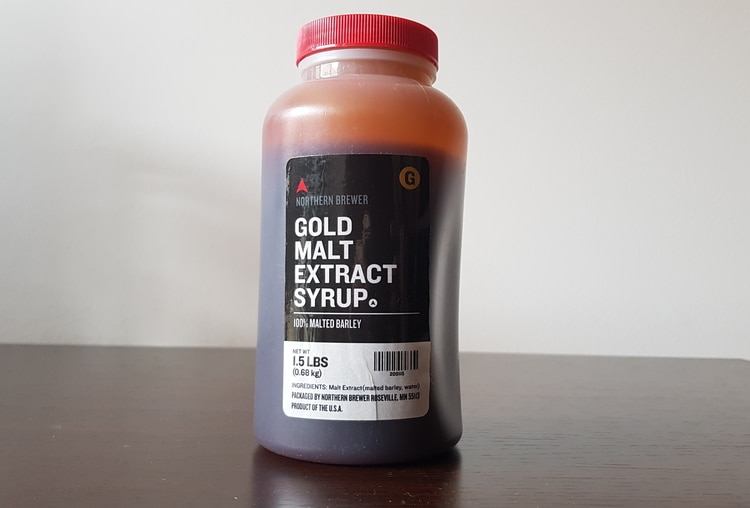 northern brewer malt extract syrup
