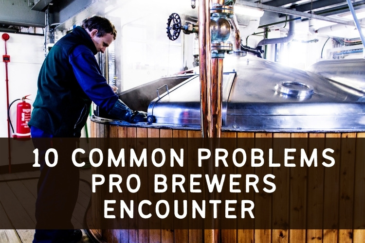 pro brewers problems